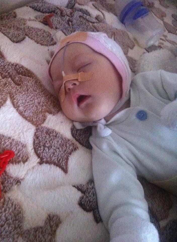 Девочке из Тараклии нужна помощь для реабилитации. У нее ДЦП